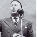 Grosseto 25 settembre 2009 – L'attualità del pensiero di Randolfo Pacciardi. Convegno della loggia di Giuncarico dedicata al noto politico e antifascista, massone. Partecipa il Gran Maestro Raffi.