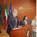 L'Aquila 25 giugno 2011 – Unità d'Italia: Raffi (Grande Oriente), la speranza riparte dalle pietre dell'Aquila