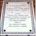 """Rimini ottobre 2009 – marzo 2010 – Dià-lògoi.Nuovo ciclo di conferenze dell'Associazione """"Giovanni Venerucci"""", emanazione delle tre Logge di Rimini e Riccione, Europa, Venerucci e Nozzoli."""