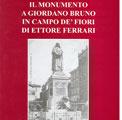 Roma 17 febbraio 2009 – Ettore Ferrari: l'uomo, l'artista, il politico, il massone.
