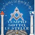 """Montecorvino Pugliano 26 giugno 2010 – Tempio sotto le stelle. Tornata rituale all'aperto per il Solstizio d'Estate della loggia puglianese """"Libertà e Pensiero""""."""