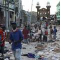 Roma 20 gennaio 2010 Il Gran Maestro esorta i fratelli del Grande Oriente d'Italia a sostenere il popolo haitiano vittima di questa immane tragedia.