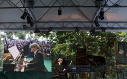 Radicofani, LiberaMente Massoneria, concerto benefico del pianista Attesti a favore delle scuole comunali