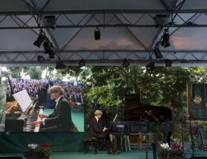 Equinozio di Autunno 2014, Roma Il Vascello, Francesco Attesti in concerto