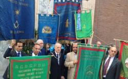 XX Settembre 2015, a Porta Pia e al Gianicolo tradizionali celebrazioni della Massoneria del Grande Oriente – video