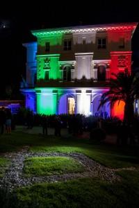 Villa tricolore