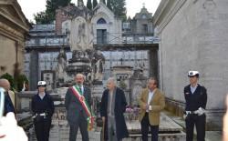 A Firenze ricordato Becciolini a 90 anni dall'assassinio. Presenti il figlio Bruno e il presidente del consiglio regionale Giani