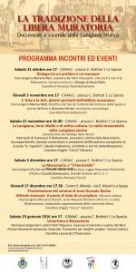 La Spezia, locandina eventi