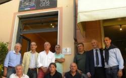 Montoggio, dopo l'alluvione nuovi locali per la Pro Loco grazie anche alla Massoneria