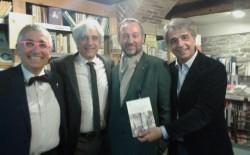 """A Pesaro presentato """"Rinato nella pietra"""", l'ultimo libro di Marco Rocchi"""