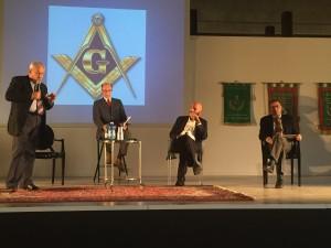 """A Vigevano il convegno """"Italia multietnica e multireligiosa, nuove realtà"""". Parla il Grande Oratore Claudio Bonvecchio"""