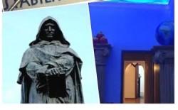 """Consacrato il tempio della """"Giordano Bruno"""" (1376) a Termini Imerese"""
