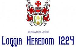 Loggia Heredom, il 9 ottobre tornata internazionale