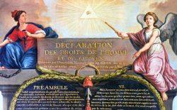 """""""Il culto dei diritti dell'uomo"""", rilettura storica della Dichiarazione del 1789"""