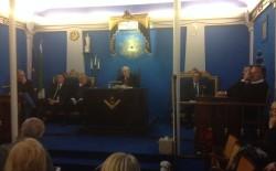 """Livorno. L'Assessore alla Cultura porta il saluto dell'Amministrazione alla conferenza pubblica """"La religione dei moderni, la Massoneria del 700"""" nella Casa Massonica dell'Oriente"""