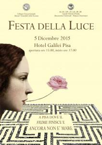 Pisa 5 dicembre 2015