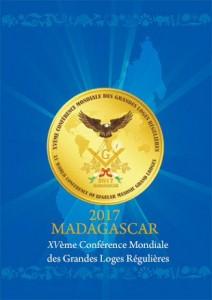 Il logo della XV Conferenza Mondiale in programma in Madagascar nel 2017