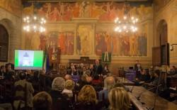 Giovanni Severi ricordato ad Arezzo dalla Loggia Cairoli