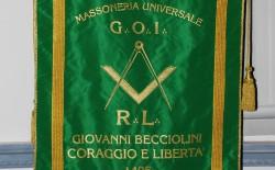 A Ravenna la prima loggia intitolata a Giovanni Becciolini