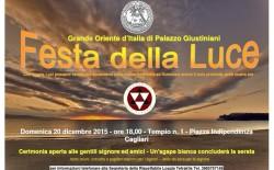Cagliari, la Tetraktis ha festeggiato il Solstizio con un recital letterario