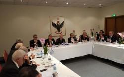 Massoneria italiana all'estero. Luigi Milazzi eletto presidente della confederazione europea dei Supremi Consigli