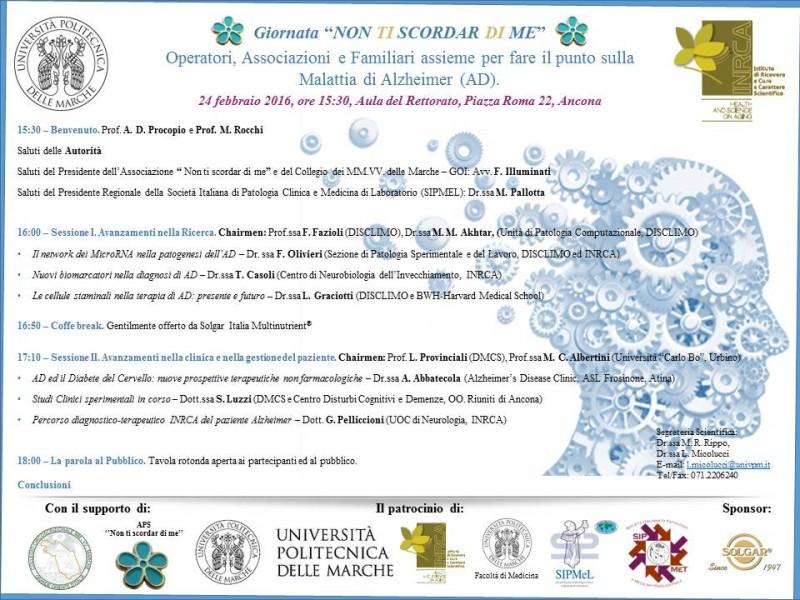 Ancona 24 febbraio 2016