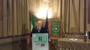 Il Gran Maestro Bisi a Reggio Emilia