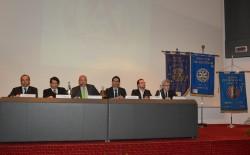 Massoneria e risoluzione dei conflitti, il Rotary di Bari Castello ha incontrato Pasquale La Pesa