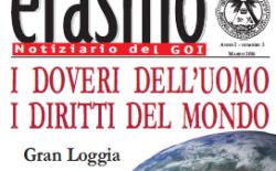 E' online il numero di marzo della rivista Erasmo