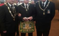 Il Gran Maestro Bisi al 211° anniversario della fondazione del Rito Scozzese Antico ed Accettato per la giurisdizione massonica italiana