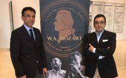 Gran Loggia 2016, Mozart in musica. Lorenzo Bavaj e Andrea Castagna in concerto
