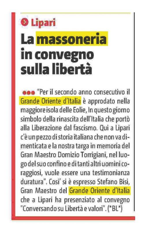 Il Giornale di Sicilia 27.04.2016