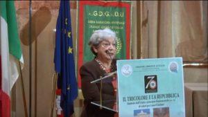 Marieli Ruini al convegno di Reggio Emilia del 20 febbraio