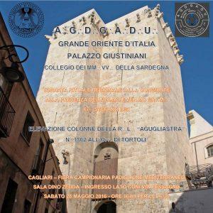 Cagliari 28 maggio 2016
