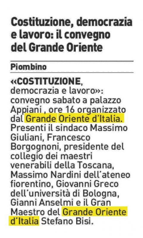 La Nazione Livorno 19.05.2016