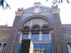 Sinagoga centrale di Milano
