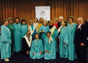 I nuovi vertici del Gran Capitolo d'Italia dell'Ordine della Stella d'Oriente
