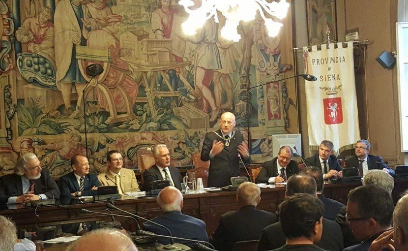 La Costituzione patto di solidarietà umana. Celebrati a Siena i settant'anni della Repubblica   Corriere di Siena