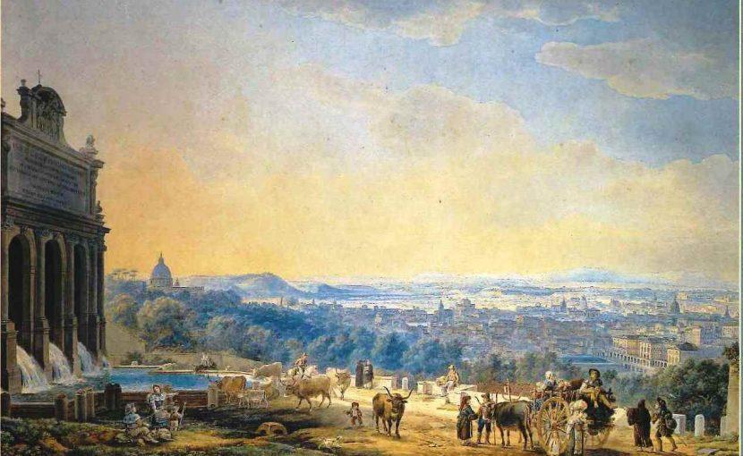 Il Gianicolo della sacralità e della memoria. Il primo luglio presentazione al Vascello del libro di Carla Benocci e Marcello Fagiolo