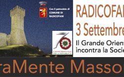 LiberaMente Massoneria 2016. A Radicofani il 3 settembre