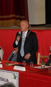 Il Gran Maestro Stefano Bisi a Castignano