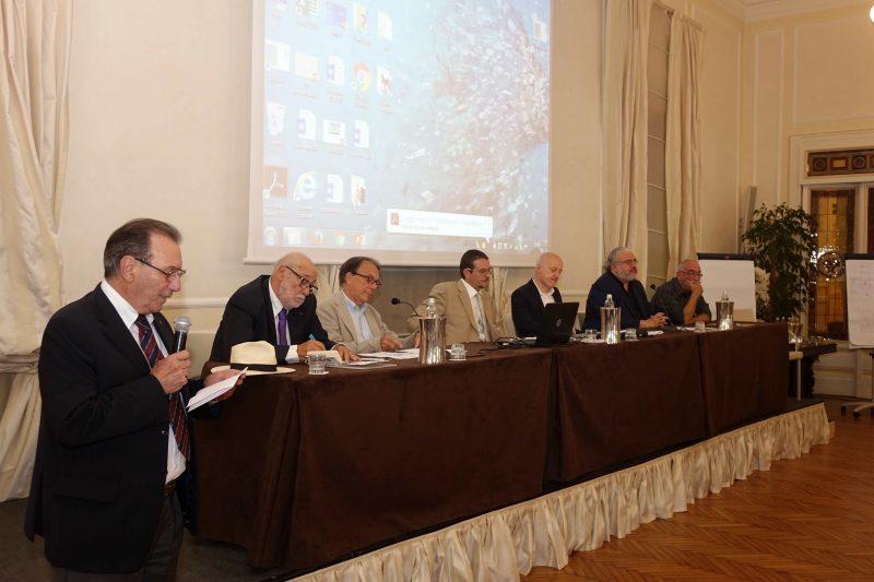 da sinistra: Nocetti (in piedi), Lippi, Guidi, Galassi, Bisi, Borgognoni, Bianchi