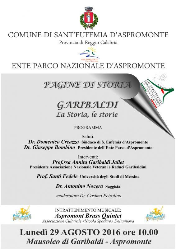 Sant'Eufemia d'Aspromonte 29.08.2016
