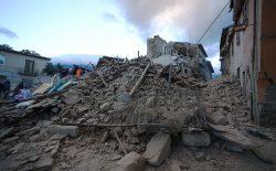 Terremoto nel Centro Italia: l'abbraccio del Grande Oriente alle popolazioni colpite