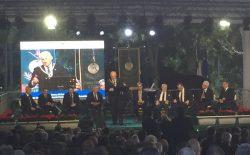 L'allocuzione del Gran Maestro per il XX Settembre e i 70 anni della Repubblica | video