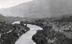 Gorizia. Cerimonia sull'Isonzo ricordando i caduti della Grande Guerra
