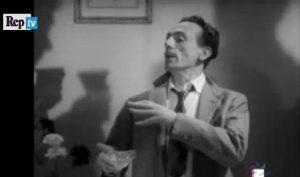 """""""Sogno e realtà"""" (1952), il cortometraggio di Eduardo de Filippo che ne è anche protagonista"""