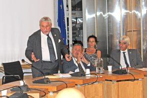 Il Grande Oratore Claudio Bonvecchio