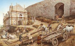 I rivoluzionari dell'architettura. L'arte di costruire cattedrali | Storica National Geographic