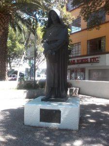 Monumento a Giordano Bruno a Città del Messico